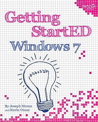 Getting StartED with Windows 7 Joseph Moran [Paperback]