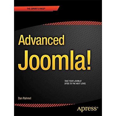 Advanced Joomla! Dan Rahmel [Paperback]