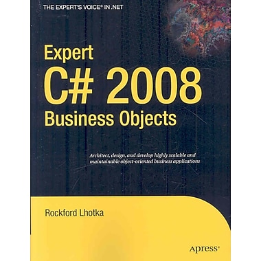 2008 Business Objects Rockford Lhotka Paperback