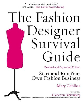 The Fashion Designer Survival Guide Mary Gehlhar Paperback