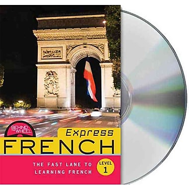 French 1 Behind the Wheel Audiobook