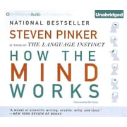 How the Mind Works Steven Pinker CD