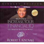 Rich Dad's Increase your Financial IQ: Get Smarter with Your Money Audiobook CD Robert T. Kiyosaki
