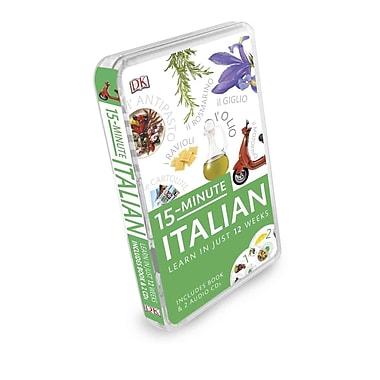 15-Minute Italian Pack DK Paperback