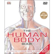 The Human Body Book Steve Parker Hardcover
