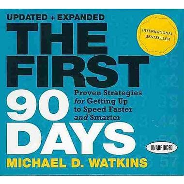 The First 90 Days Michael Watkins CD