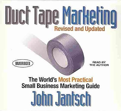 Duct Tape Marketing (Revised and Updated) John Jantsch Audiobook