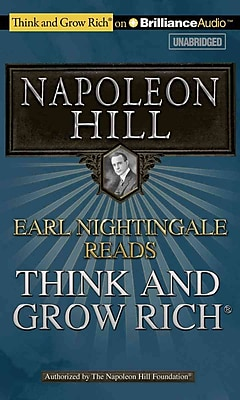 Earl Nightingale Reads Think And Grow Rich Napoleon Hill Audiobook