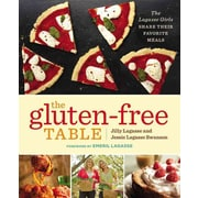 The Gluten-Free Table Jilly Lagasse ,  Jessie Lagasse Swanson  Hardcover