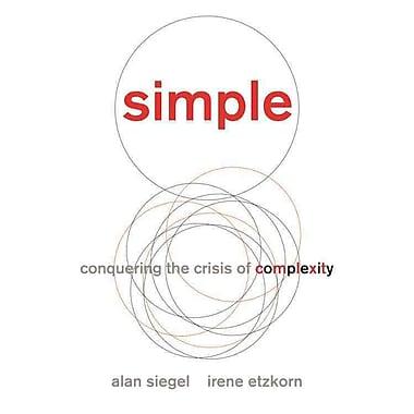Simple Alan Siegel , Irene Etzkorn Hardcover