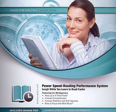 Power Speed-Reading Performance System Liv Montgomery Made for Success, Inc.