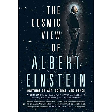 The Cosmic View of Albert Einstein Albert Einstein Hardcover