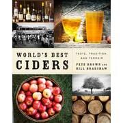 World's Best Ciders Pete Brown , Bill Bradshaw Hardcover