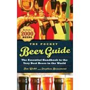 The Pocket Beer Guide Stephen Beaumont, Tim Webb Paperback