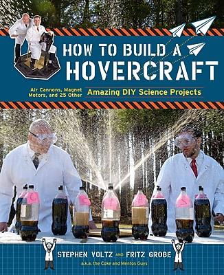 How to Build a Hovercraft Stephen Voltz , Fritz Grobe Paperback