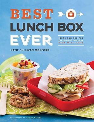 Best Lunch Box Ever Katie Sullivan Morford Hardcover