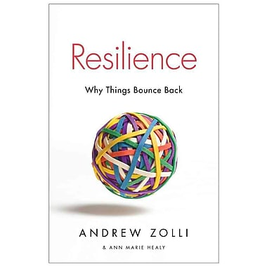 Resilience: Why Things Bounce Back Andrew Zolli , Ann Marie Healy Paperback