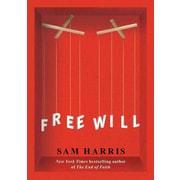 Free Will Sam Harris Paperback