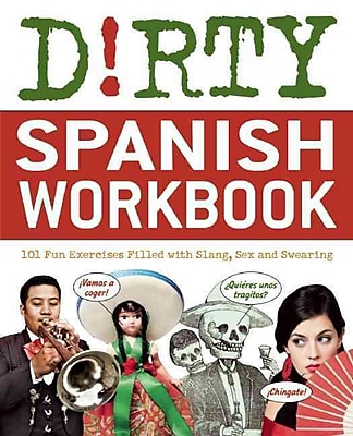 Dirty Spanish Workbook ND B Paperback