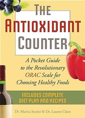 The Antioxidant Counter Mariza Snyder , Lauren Clum Paperback