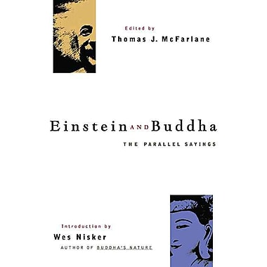 Einstein and Buddha Thomas J. McFarlane Paperback