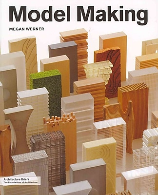 Model Making Megan Werner Paperback