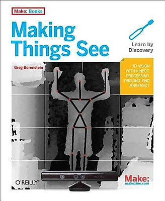 Making Things See Greg Borenstein Paperback