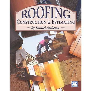 Roofing Construction & Estimating Daniel Atcheson Paperback