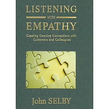 Listening With Empathy John Selby Hardcover