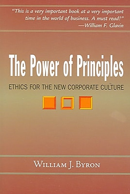 The Power Of Principles William J. Byron Paperback