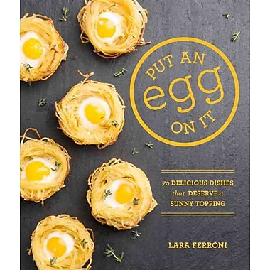 Put an Egg on It Lara Ferroni Paperback