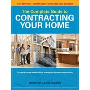 The Complete Guide to Contracting Your Home Kent Lester , Dave McGuerty  Paperback