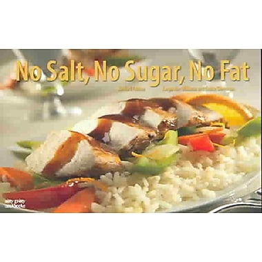 No Salt, No Sugar, No Fat Goldie Silverman Paperback