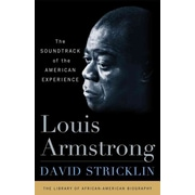 Louis Armstrong David Stricklin  Hardcover