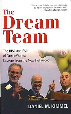 The Dream Team Daniel M. Kimmel Paperback