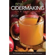 Real Cidermaking on a Small Scale Michael Pooley , John Lomax Paperback