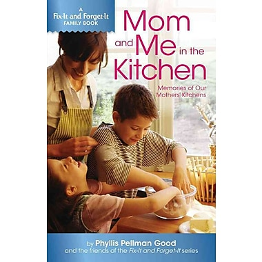 Mom and Me in the Kitchen Phyllis Pellman Good Paperback