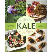 The Book Of Kale  Sharon Hanna  Paperback