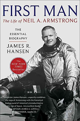 First Man James R. Hansen Paperback
