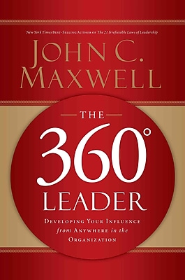 The 360 Degree Leader John C. Maxwell CD