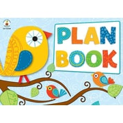 Boho Birds Plan Book Carson-Dellosa Publishing Spiral Bound