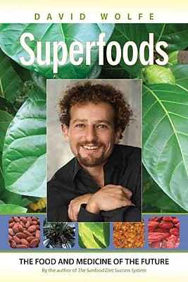 Superfoods David Wolfe Paperback