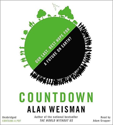 Countdown Alan Weisman CD