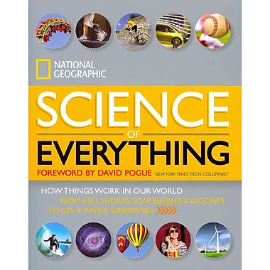 National Geographic Science of Everything David Pogue Hardcover