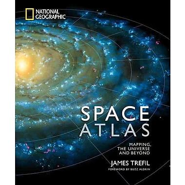 Space Atlas James Trefil,Buzz Aldrin Hardcover
