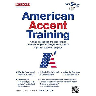 American Accent Training Ann Cook Paperback