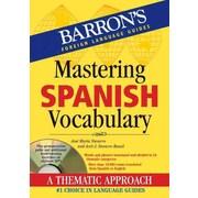 Mastering Spanish Vocabulary Jose Maria Navarro, Axel J. Navarro Ramil Paperback