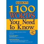1100 Words You Need to Know Melvin Gordon, Murray Bromberg 6th Edition