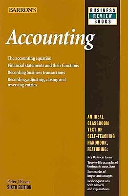 Accounting Peter J. Eisen Paperback