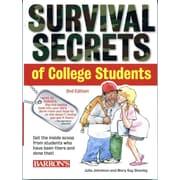 Survival Secrets of College Students Julia Johnston, Mary Kay Shanley Paperback